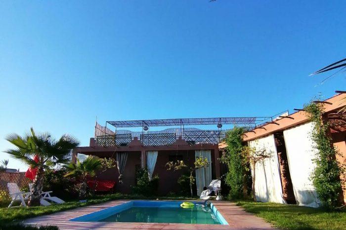 Suite Marrakech Villa darga rouge (6)